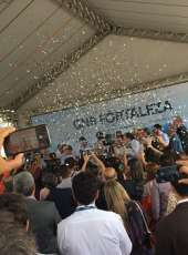 Inauguração da primeira estação de Gás Natural Renovável no Ceará