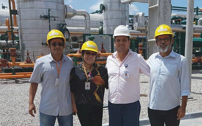 Fundação se reúne com representantes da GNR Fortaleza e do Consórcio de Sobral