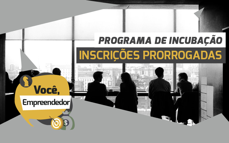 Inscrições prorrogadas para o programa de incubação de empresas do Nutec